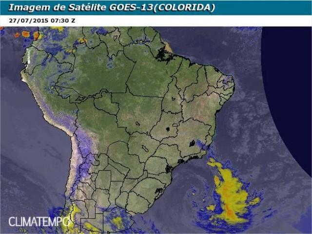 satelite goes